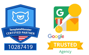 Google Streetview and Template Monster Trusted